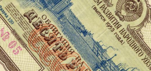 Понятие ценных бумаг