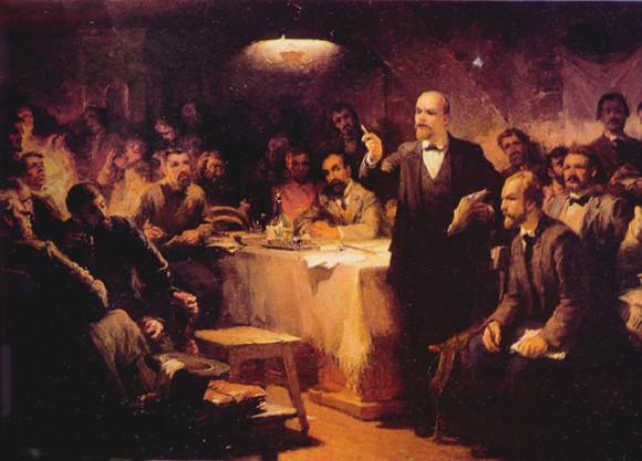 политические партии 20 века